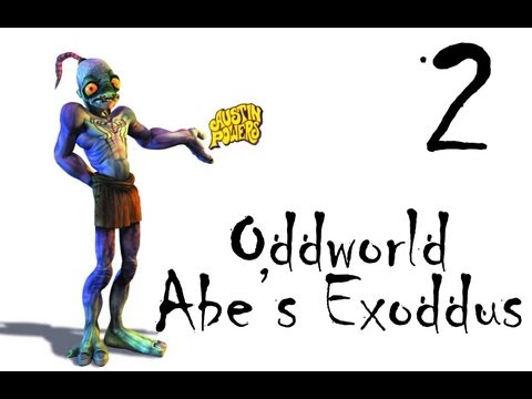Скачать игру oddworld abes exoddus