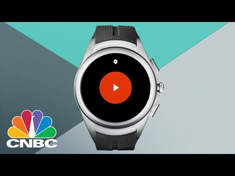 Google Watch May Be Coming Soon | Tech Bet | CNBC