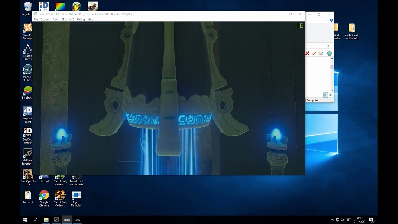 CEMU Zelda BOTW mouse and keyboard 1 9+ tutorial