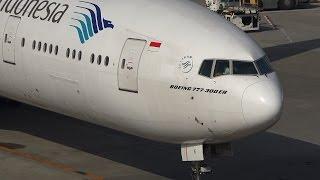 Garuda Indonesia Boeing 777-300ER PK-GIE [NRT/RJAA]