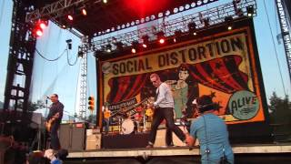Social Distortion Through These Eyes LIVE at Riot Fest Chicago 2014