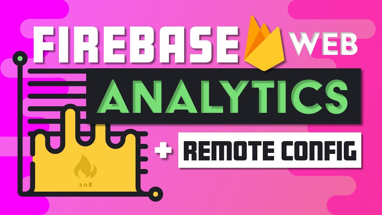 Firebase Analytics + Remote Config on the Web