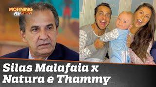 Malafaia pede boicote à campanha de Dia dos Pais com Thammy