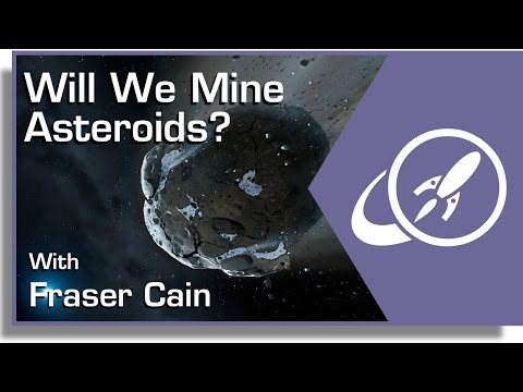 Will We Mine Asteroids?