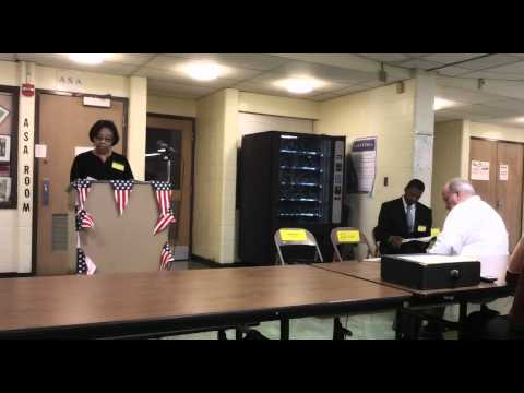 Greenhills Informed Voter Forum 10-17-11 WW Board ...