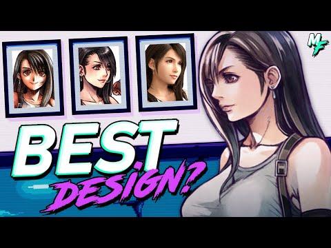 Does Final Fantasy 7 Remake have the BEST Tifa Design?