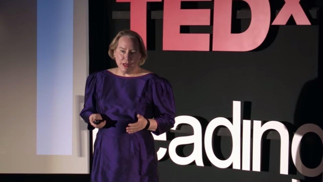 Revenge Porn- The Naked Truth | Ann Olivarius | TEDxReading