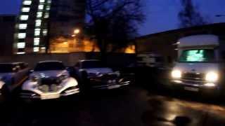 Лимузин-автобус Лимобас в аренду Москва(Автобус-лимузин Форд Е-350 Патибас (Partybus) на 16 мест в аренду. Самый удобный транспорт для свадьбы, Дня рождения..., 2013-04-14T19:46:11.000Z)