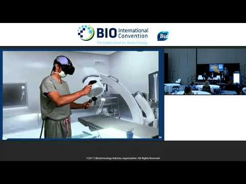 BIO 2017 - Empathetic AI:  Dr. Walter Greenleaf, Stanford University; Moderator - Sanjeev Wadhwa