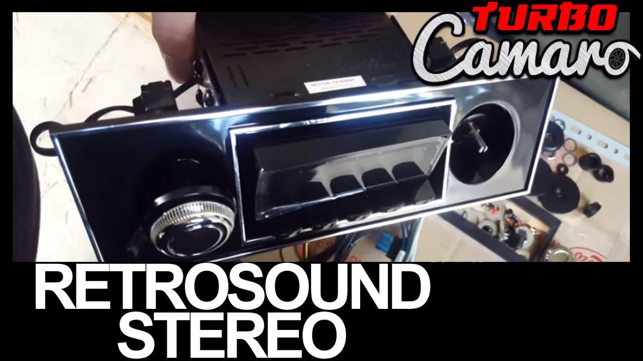 small resolution of 1967 camaro radio wiring