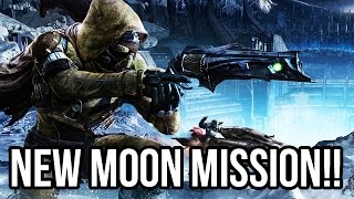 Destiny gameplay walkthrough new moon mission!! - part 5 (ps4/xb1 1080p hd)