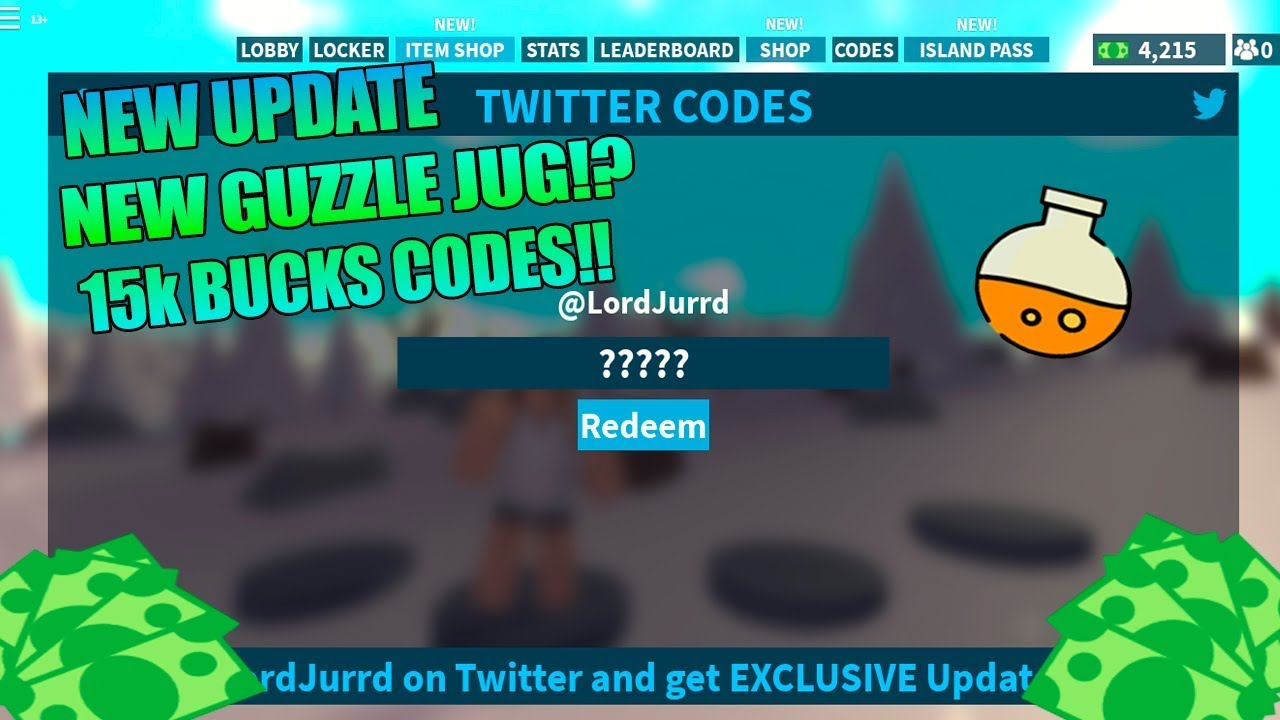 roblox island royale codes 2019 march