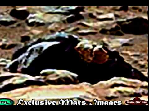 NASA Chief says there is Life on Mars - THE EVIDENCE