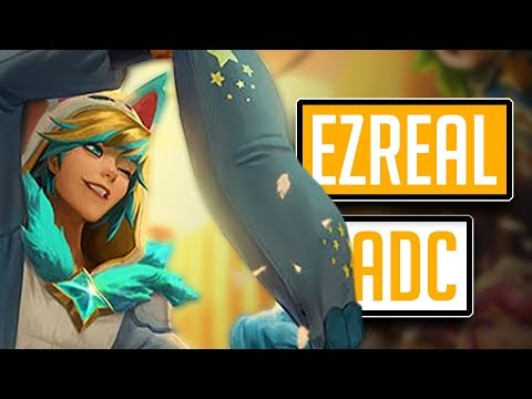 League of Legends #588: Ezreal ADC (CZ) thumbnail