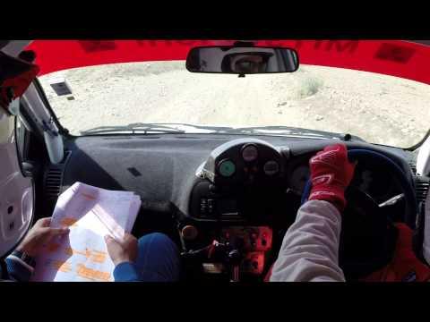 M.Olympios - A.Chrysostomou @ SS5 ''Tseri-Allion'' Tour of Cyprus Rally 2014