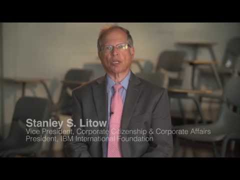 Stanley Litow - Speaker at the Connected Education Summit