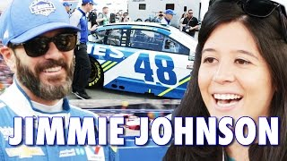 People Go To A NASCAR Race For The First Time