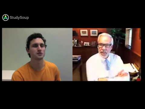 Revolutionizing The Higher Ed Model with Paul LeBlanc - on StudySoup.com