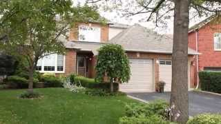 Sold !! - 3441 Burgess Crescent, Mississauga, Ontario L5l 4y6 - Video Tour