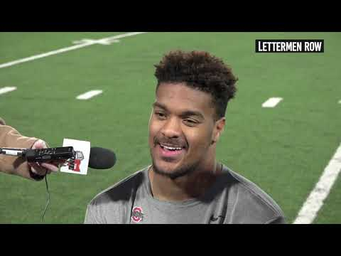 Dre'Mont Jones: Ohio State defensive lineman talks Rose Bowl, declaring for NFL