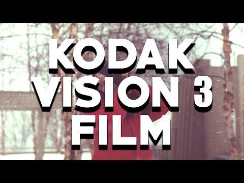 KODAK VISION 3 FILM   Create Cinematic Photos with Movie Film - YouTube