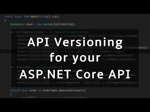 Elegant API Versioning