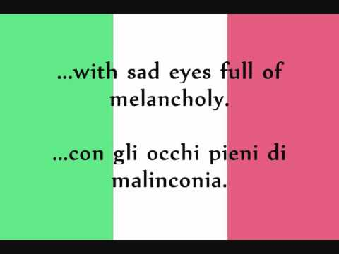 Toto Cutugno  LItaliano Lyrics + English Translation