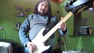 nelson garcia Jimi Hendrix - blues electric church red house