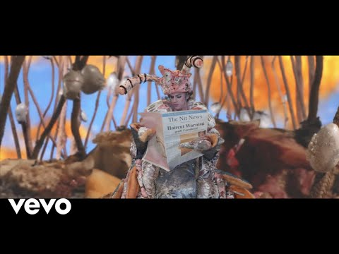 Cosmo Sheldrake - Come Along (Official Video)