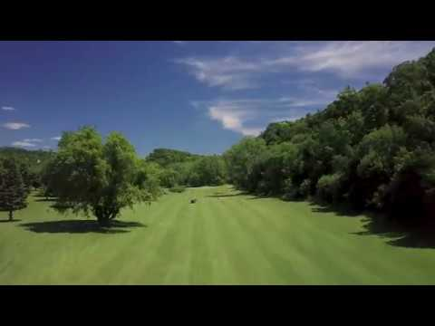 The Lowlands - Mississippi National Golf Links (Red Wing, MN) - (4k)