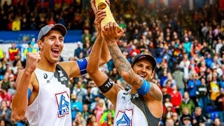 Ямальские спортсмены выиграли чемпионат мира по пляжному волейболу