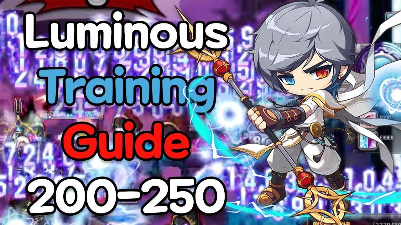 Luminous Training Guide 200 - 250