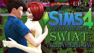 NOWA PRACA AMARANTHA | Zwariowany świat Villarealów ep. 19 | The Sims 4