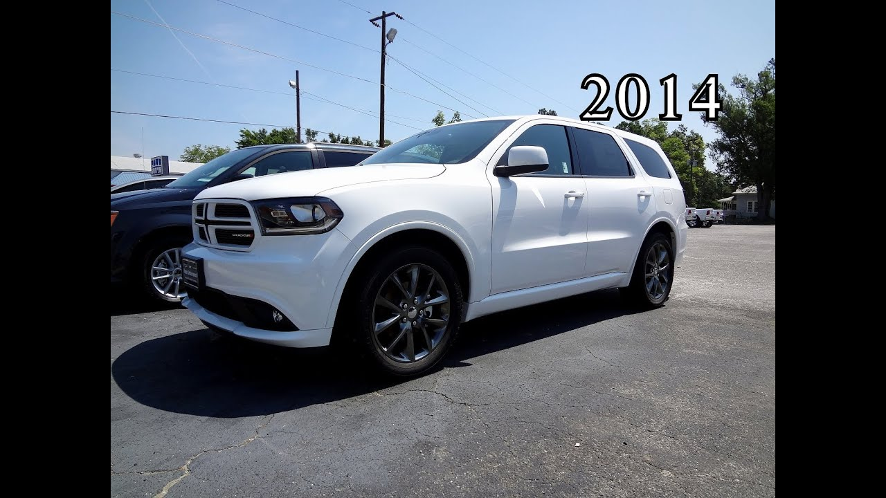 2017 dodge durango rt youtube 2018 dodge reviews for Southern maine motors service