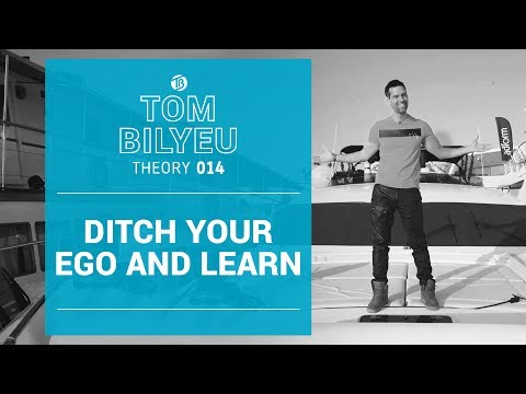 Ditch Your Ego & Learn | Cannes Lions International Festival of Creativity | Tom Bilyeu Theory 014