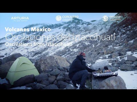 Volcanes México: Oscilaciones del Iztaccíhuatl   Buchla   ARTURIA   Cinematic Synth Drone Soundscape