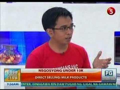 Philippine Business Negosyo Expert at Pambansang Inspirasyon