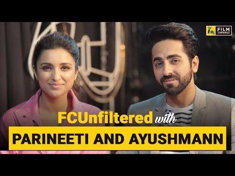 Parineeti Chopra & Ayushmann Khurrana Interview | Anupama Chopra | Meri Pyaari Bindu | FC Unfiltered