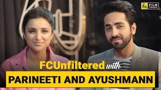 Parineeti Chopra & Ayushmann Khurrana Interview | Anupama Chopra | Meri Pyaari Bindu | FC Unfiltered
