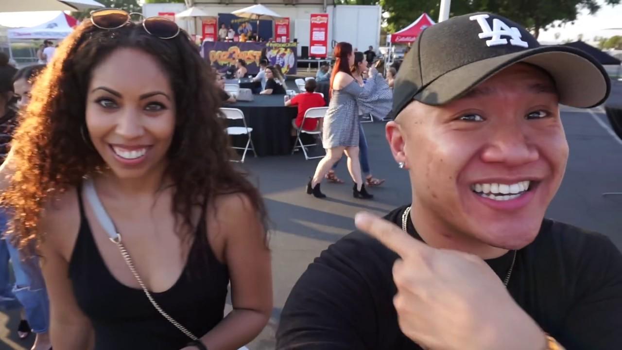 bf vs. gf muk bang - vlog #676 - youtube