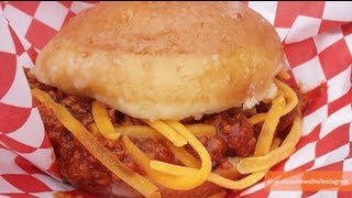 Krispy Kreme Sloppy Joe Debuts At County Fair