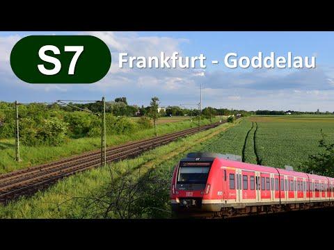 Riedbahn Teil 2 S7 Frankfurt-Riedstadt Goddelau (2016) Eine Dokumentation von Br111Fan