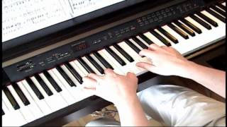 Best of Friends - Fox and the Hound - Piano