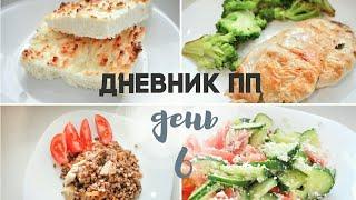 Дневник ПП /день 6- Alisa Zaharova