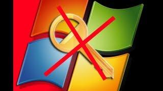 [Tutorial] Windows 7 Aktivierung umgehen (ohne Key) - 3 Dateien Trick