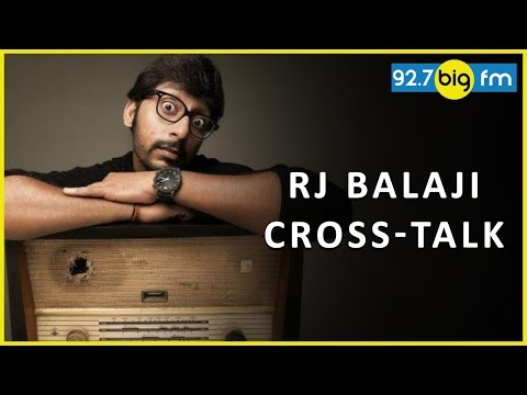 RJ Balaji- Cross Talk | Best Radio Shows | Top 5