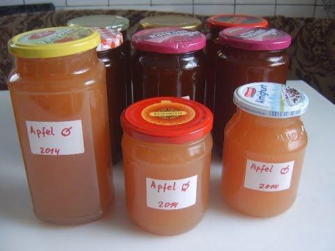 Яблочное пюре Из детства - кулинарный рецепт