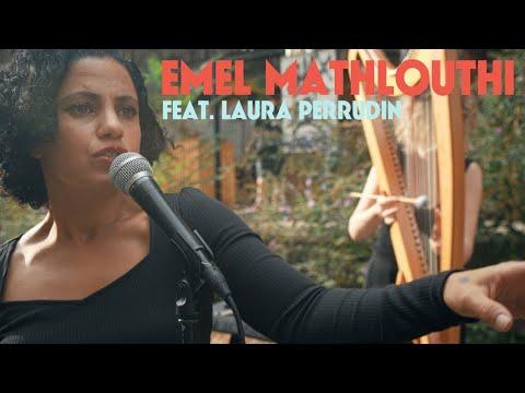 Emel Mathlouthi feat. Laura Perrudin - Rescuer (Session au Hasard Ludique - Paris) thumbnail