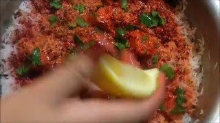 Chicken Tikka Biryani step by step Nazkitchenfun