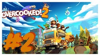 Baixar #2 Overcooked! 2 Gameplay    w/ Abgwan, Akma, & Van    Malaysia